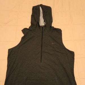 Nike sleeveless sweater